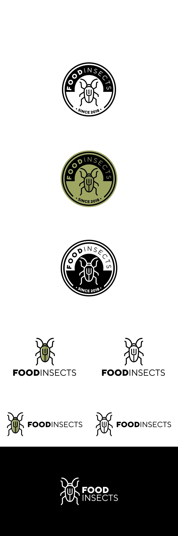Bereit für eine Herausforderung? Erstelle ein Logo für einen Blog über essbare Insekten!