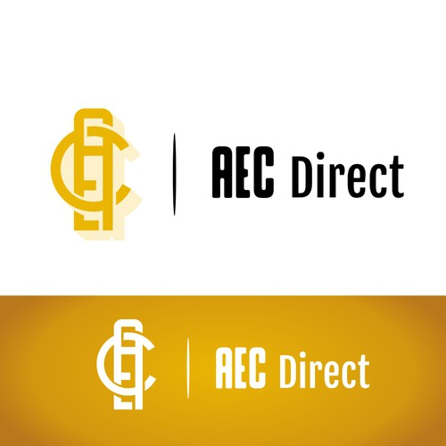 Architecture, Engineering and Construction company logo proposal
