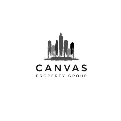 Create a new logo for Canvas Property Group, a NYC based apartment manager