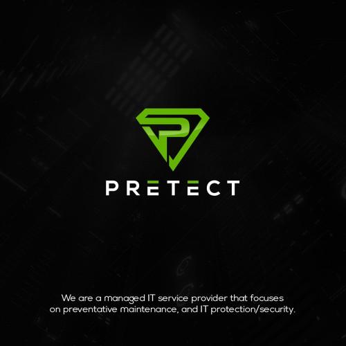 Logo design for Pretect