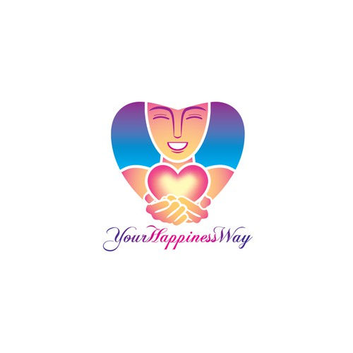 logo for Your happiness way