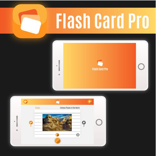 Flash Card Pro App