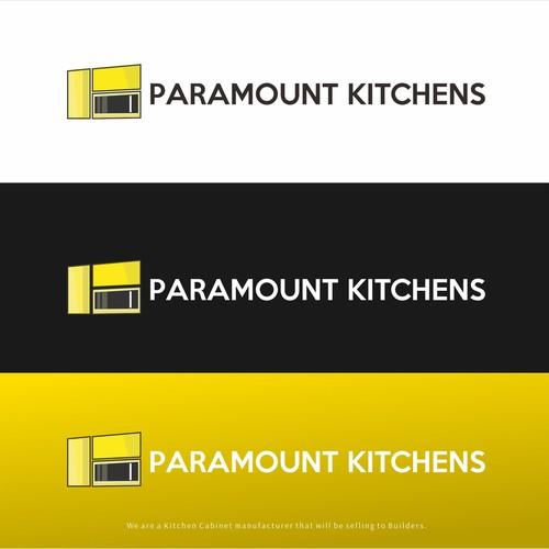 Kitchen Manufacturer wants an Inspiring Simple Design