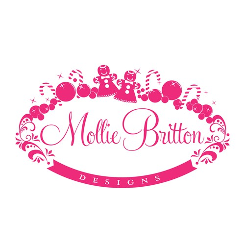 Mollie Britton Wreath Designer