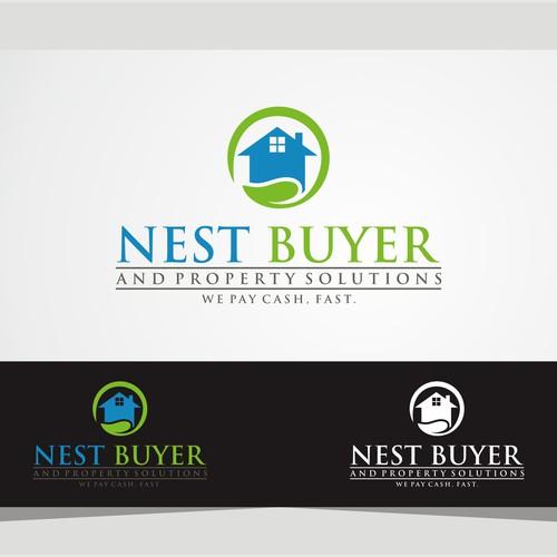 Create an ORIGINAL, BOLD design for NEST BUYER