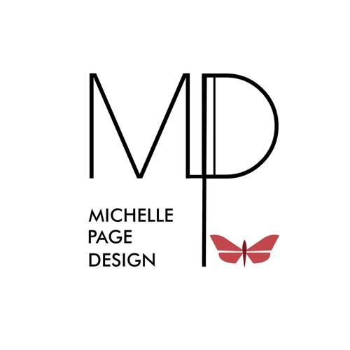 winner logo design for interior design page