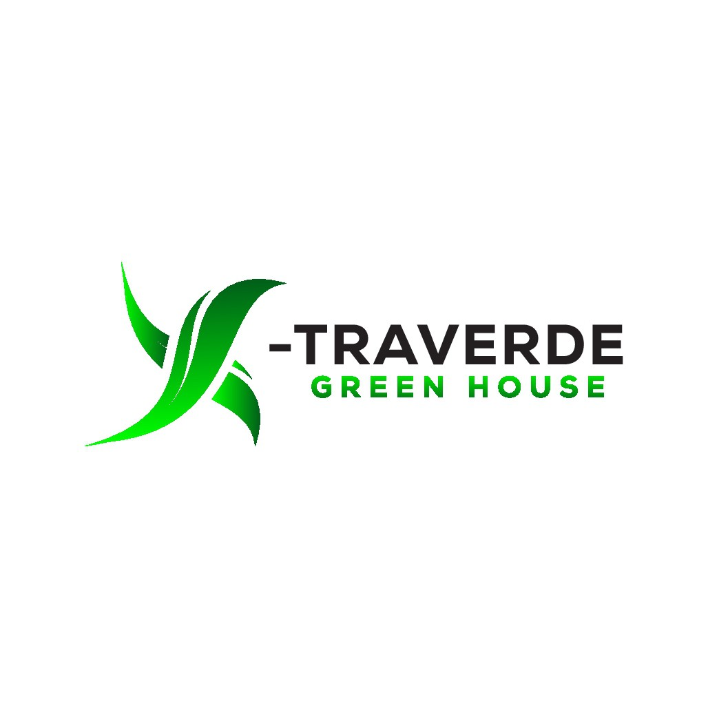 Create a Trendy Logo for X-Traverde Green House