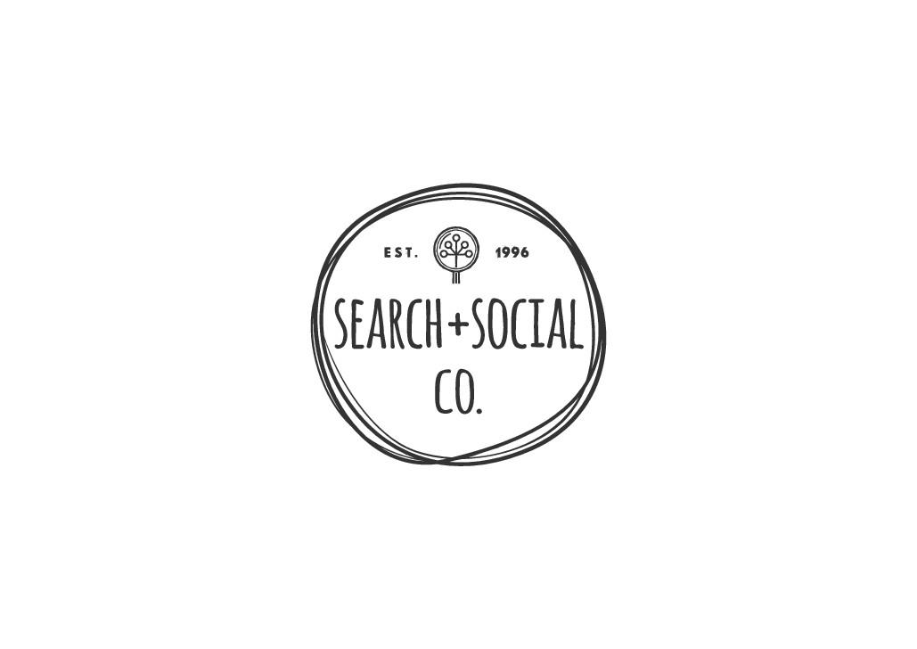 search + social co. Logo