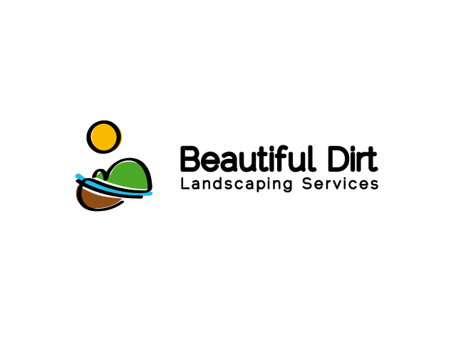 Help Beautiful Dirt Landscaping Services with a new logo
