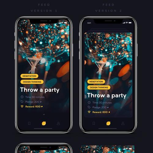 The Lemonstand App