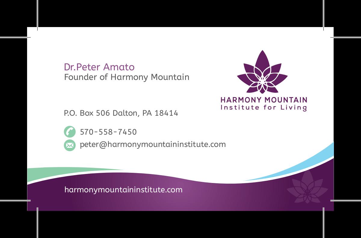Harmony Mountain Brochure
