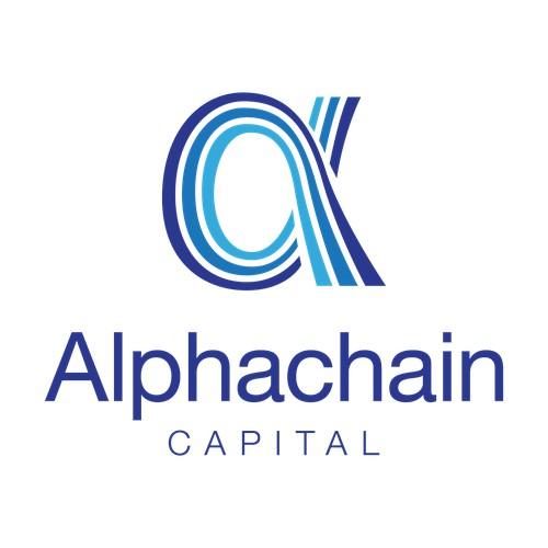 Logo Design for Alphachain Capital