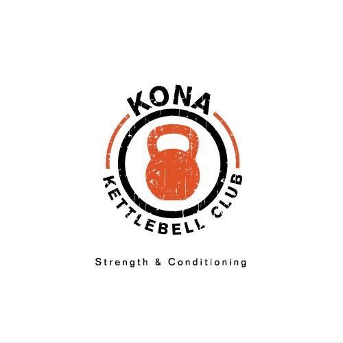 Logo design for KONA