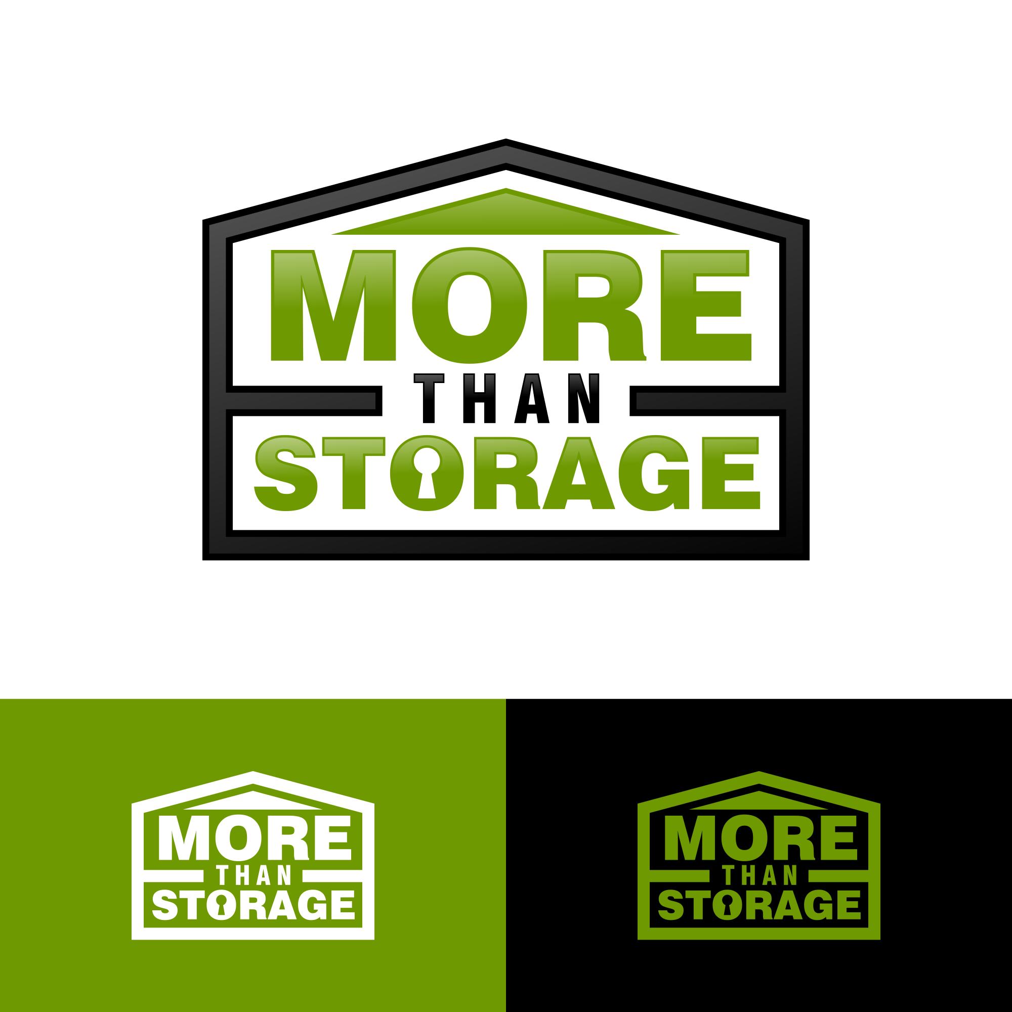 More Than Storage needs a new logo