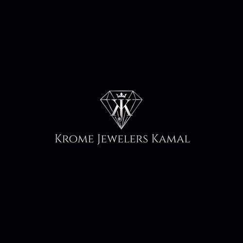 Krome Jewelers Kamal Logo
