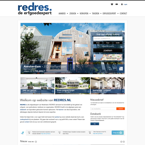 REDRES Heritage Real Estate Brokers