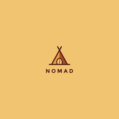 Logo for Nomad Cafe
