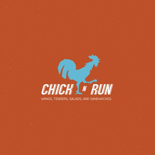 Logo for chicken eatery