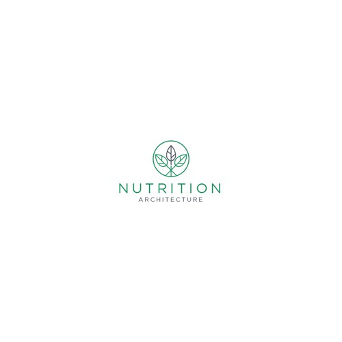Logo design for Nutrition Architecture