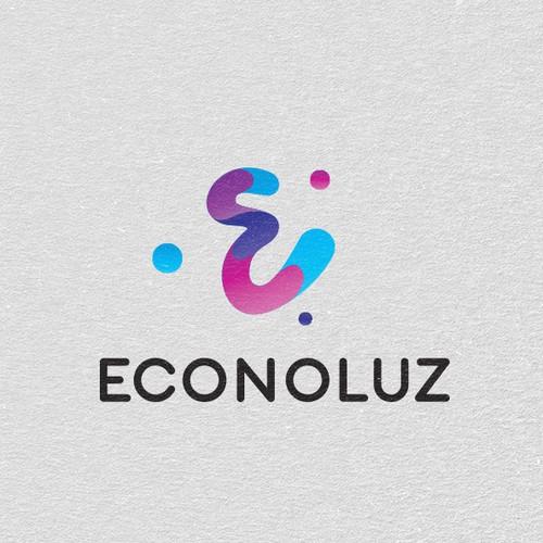 Logotype for ECONOLUZ