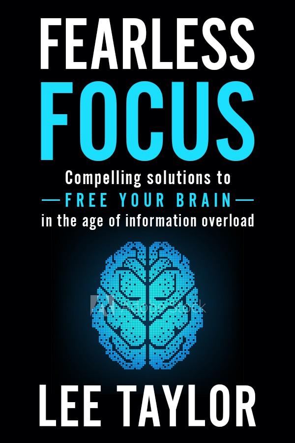 "Ebook ""Fearless Focus"" needs attractive cover art :)"