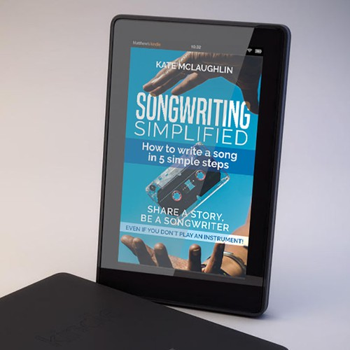 Songwriter Simplified - Book Cover