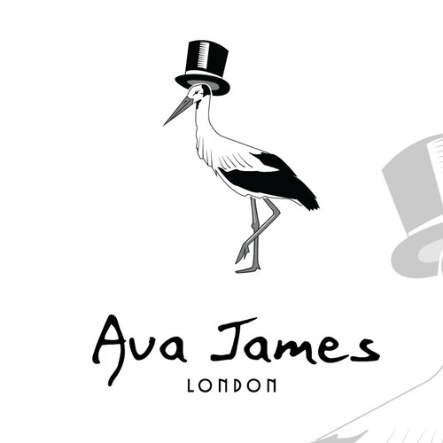 logo for Ava James