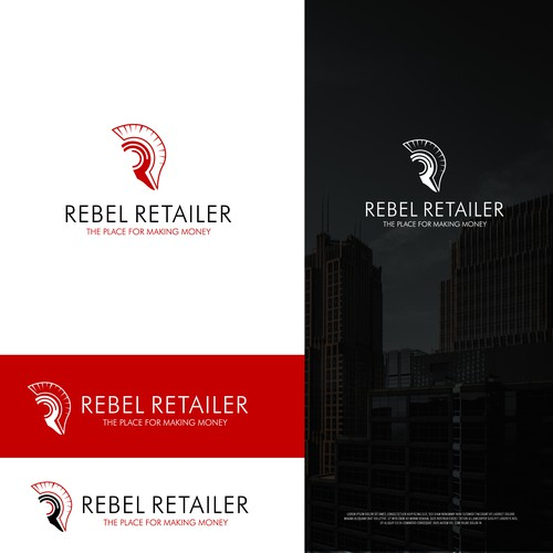 Winning Design for Rebel Retailer