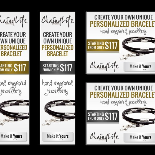 Help Original Chain of Life with a new banner ad