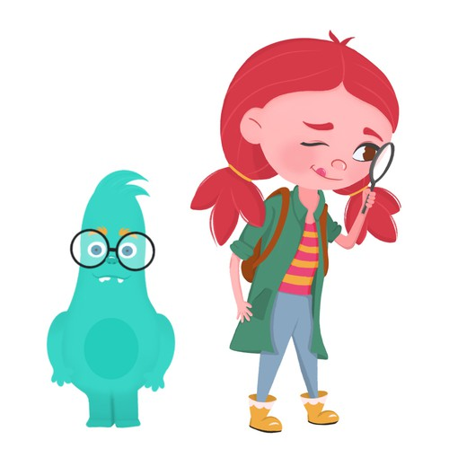Chloe and Hugo.