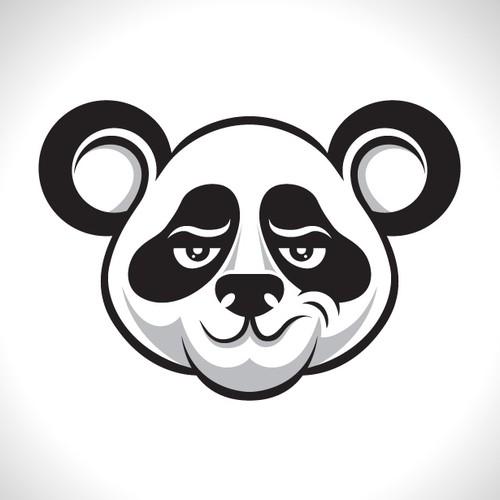 I need a panda face
