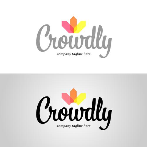 Crowdly E-commerce Logo
