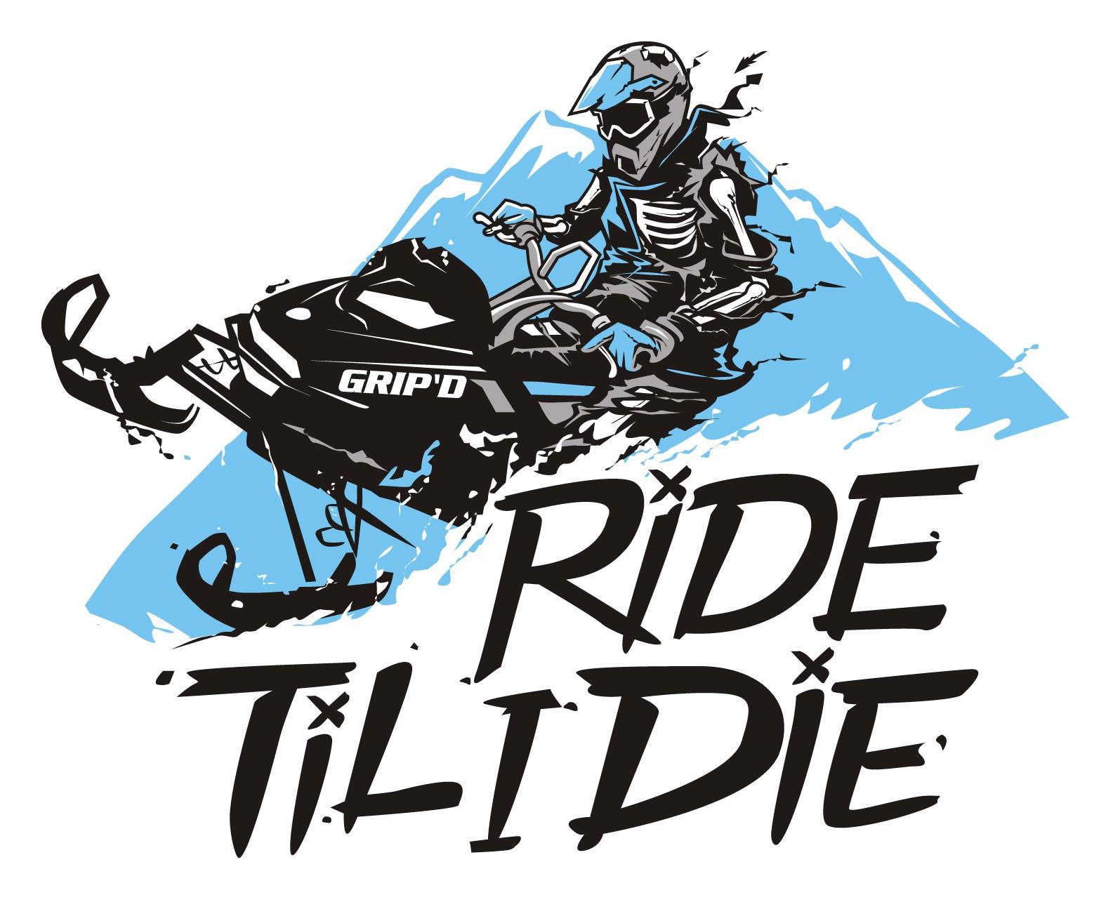 """""""Ride Til I Die"""" Industry changing design."""