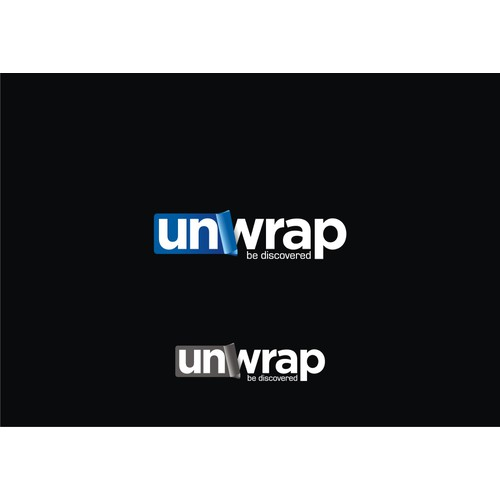 Help unwrap with a new logo