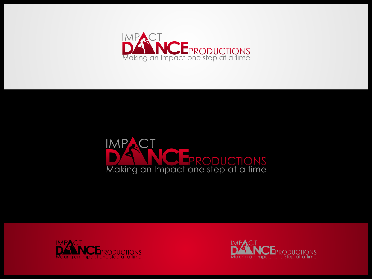 Impact Dance Productions needs a new logo