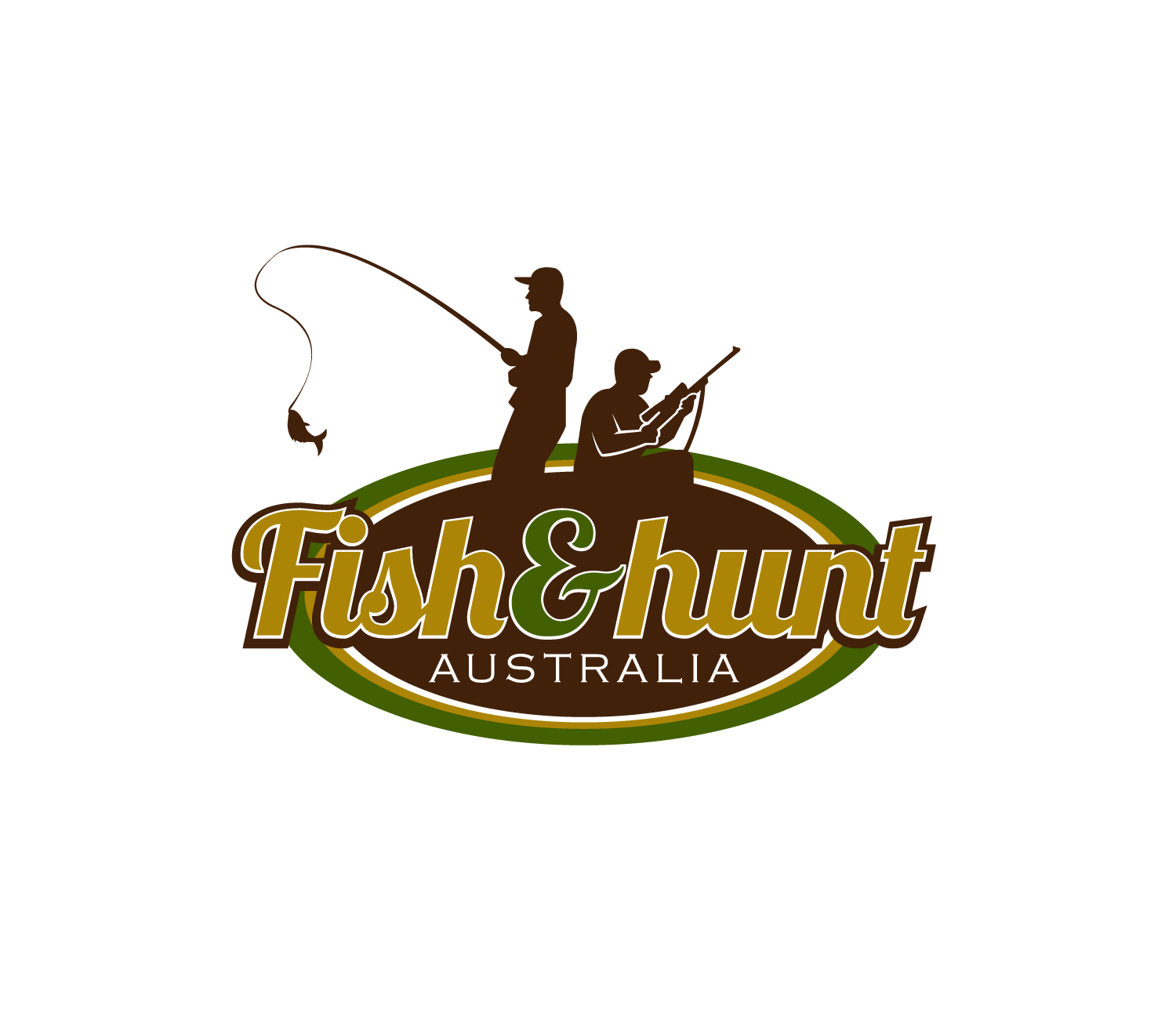 Help Fish & Hunt Australia with a new logo