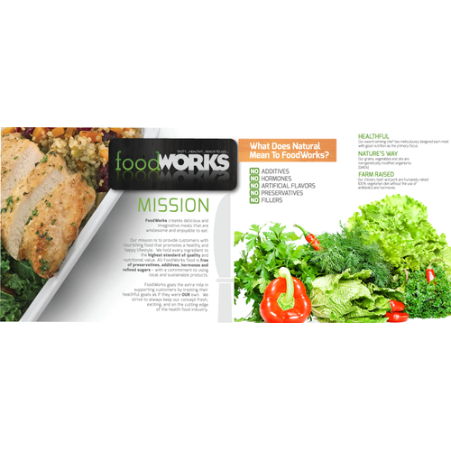 FoodWorks needs a Vehicle Wrap