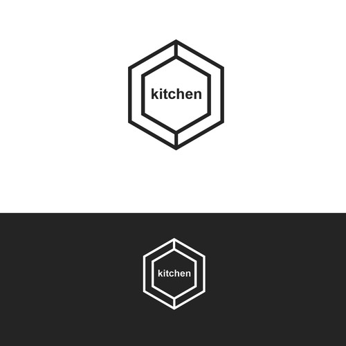Create a brand identity for cool and innovative business
