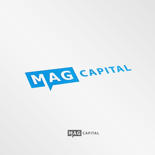 Logo design concept for MAG Capital