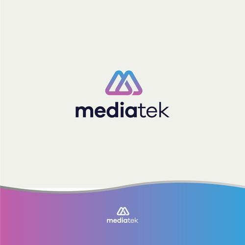 The iconic logo for a multi media marketing company