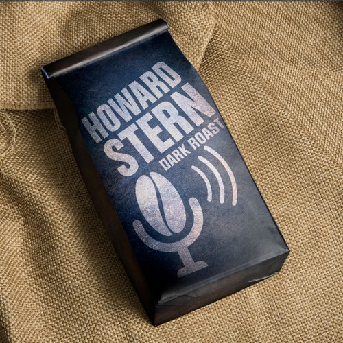 Howard Stern Branded Coffee
