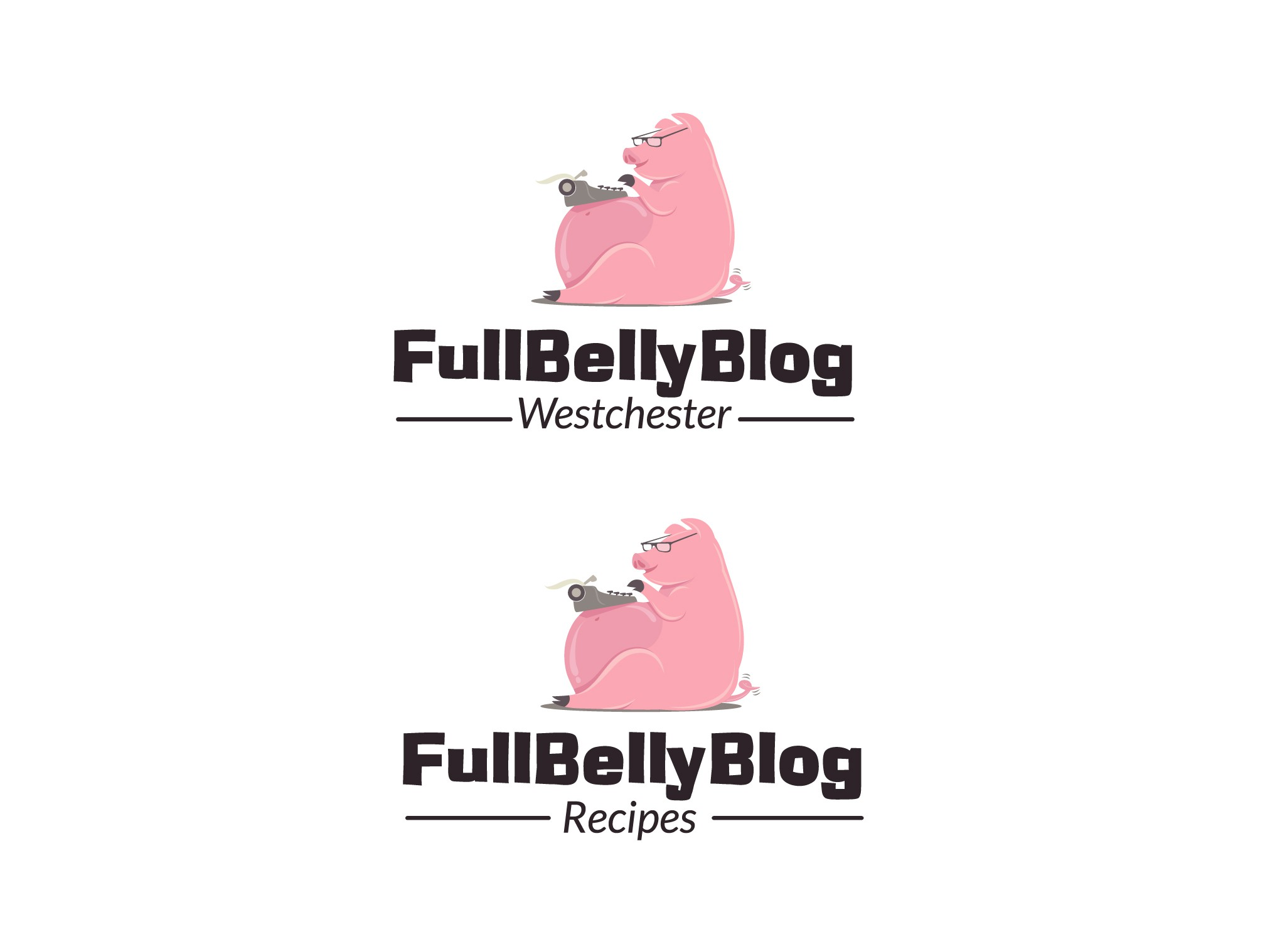 Create a Westchester County food blog for FullBellyBlog Westchester