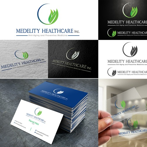 Create the next logo for Medelity Healthcare, Inc.