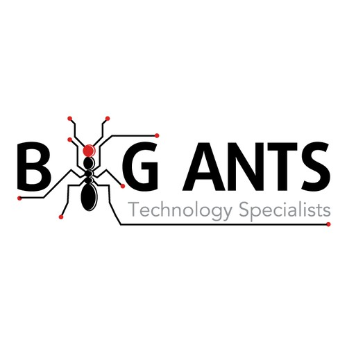 Logo Bigants Pty Ltd