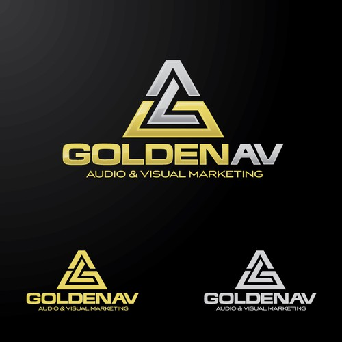Help Golden AV with a new logo
