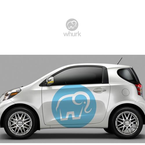 """Logo Creation for """"Whurk"""""""