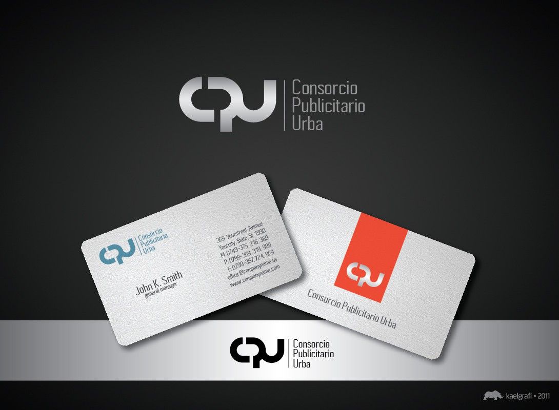 I need YOU! I´m CPU (Consorcio Publicitario Urbano) and need a new spectacular logo.