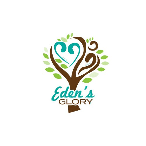 Design a compelling logo for restoring human trafficking survivors at Eden's Glory.