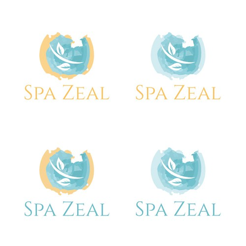 Create a winning logo design for Spa Zeal; a high-end luxury day spa review/consulting service!