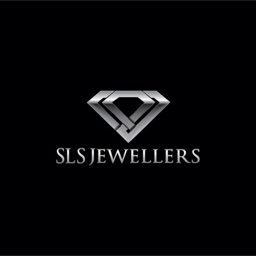 high end luxury diamond and jewellery store logo